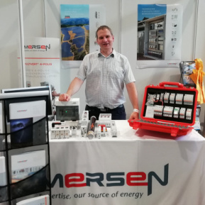 Mersen at Mile KFT Customer Day