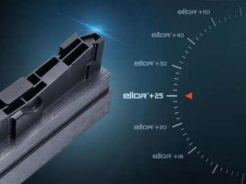 Ellor® graphite for electrical discharge machining - EDM